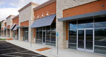 Commercial Glass Repair In El Paso Texas Storefront